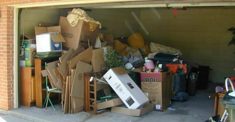 Garage Junk Removal West Hollywood